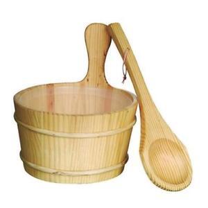 wood sauna bucket, sauna sand timer, sauna thermostat, pillow,  sauna sealant,  for sale! Alberta Preview
