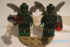 LEGO DC Super Heroes Green Parademon Minifigures 853744