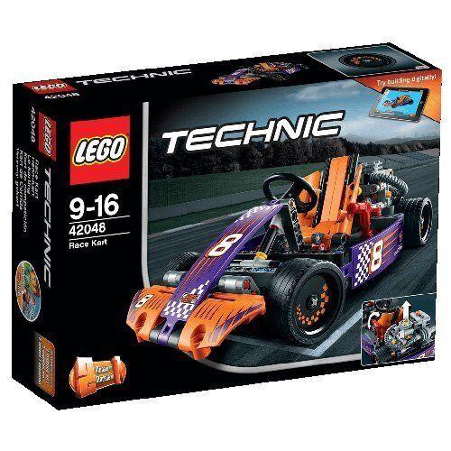 Lego 42048 Technic - Kart de competición - NUEVO