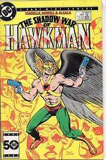 DC Comics Shadow War Of Hawkman #2 June 1985 VF+