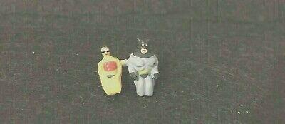 Corgi Junior 69 1002 Batman Robin Batmobile Replacement Reproduction Figure Set