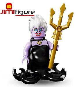 NEW-LEGO-Minifigures-Ursula-Disney-Series-71012-The-Little-Mermaid-Genuine-Mini