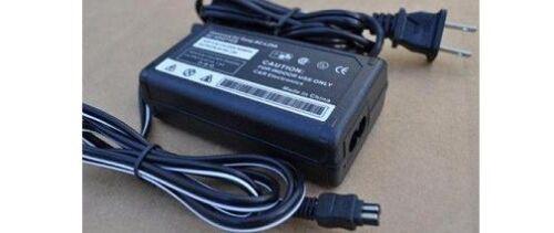 Sony videocámara Handycam dcr-dvd650e Cable de alimentación Cable Ac Cargador Adaptador