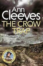 The Crow Trap  Cleeves, Ann,  BRAND NEW PAPERBACK