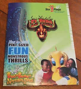 El-Toro-Roller-Coaster-Press-Kit-Six-Flags-Great-Adventure-Theme-Park-2006
