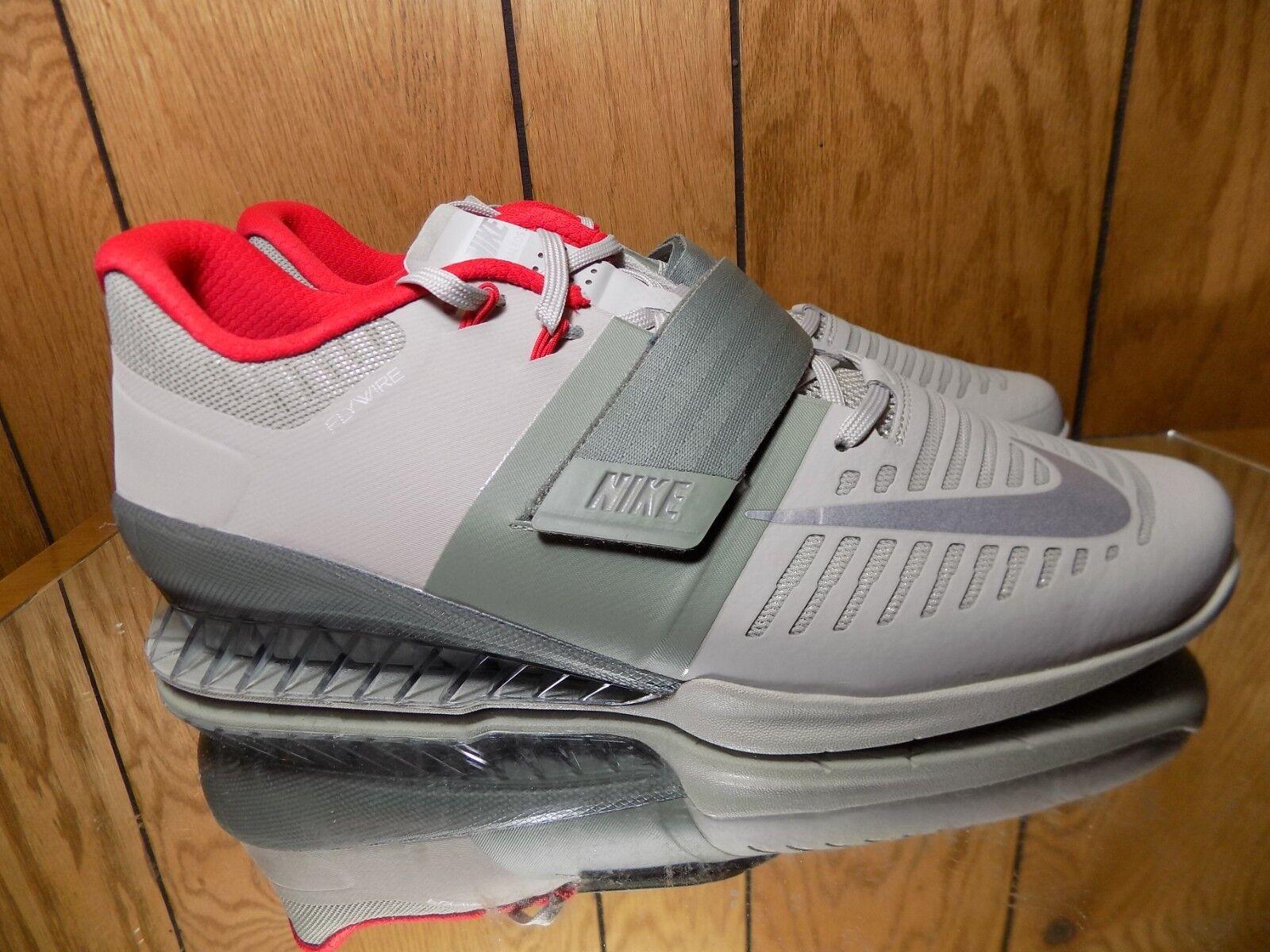 Nike Men's Cross Cross Cross Training Weightlifting Romaleos 3 shoes Sz. 12 NEW 852933-003 fab651