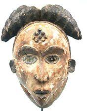 Art Africain - Ancien Masque Kongo Soclé - Ex Collection Belge - TOP Quality +++