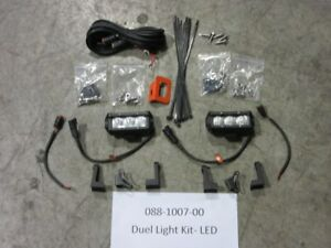 Details about Bad Boy Mower OEM Dual LED Light Kit 088-1007-00