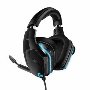 Descripción Logitech G635 7.1 LIGHTSYNC Auriculares Gaming