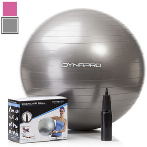 DynaPro-Direct-Exercise-Ball-with-Pump-GYM-QUALITY-Fitness-Ball-Yoga-Swiss-Ball