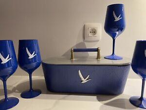 Grey Goose Ice Bucket Set