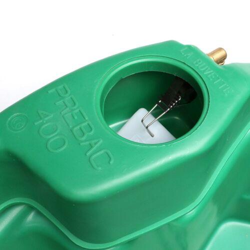 La Buvette® Schwimmerventil für PREBAC Schwimmer für Tränketröge und Behälter
