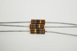 3pk-18-Ohm-1-Watt-5-Allen-Bradley-Resistors