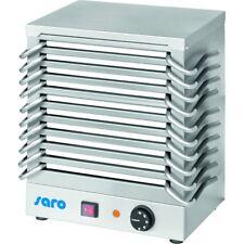 Rechaud mit 10 Wärmeplatten Tellerwärmer Saro Gastronomie Rechaud PL 10