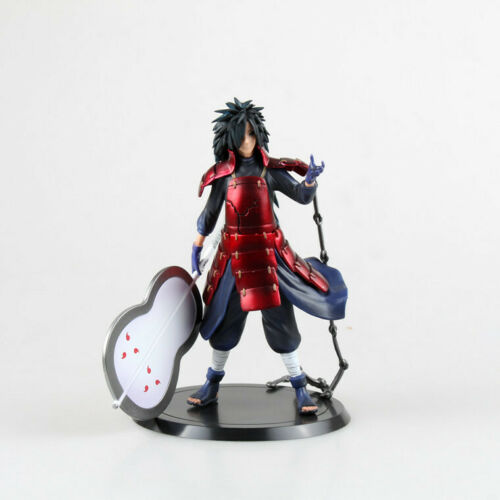 Anime Naruto Shippuden DXTRA 06 Uchiha Madara PVC Figure New In Box