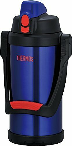 THERMOS Water bottle vacuum insulation 2.0 L dark blu FFO2003 NEW from Japan