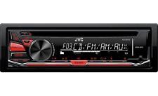 JVC KD-R370 CD/MP3/WMA/FM/AUX /Detachable Face Plate New Car Stereo JVC KDR370