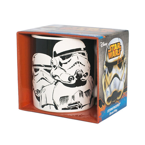 STAR WARS TASSE Darth Yoda Jedi Han Solo Millenium Falke I love you