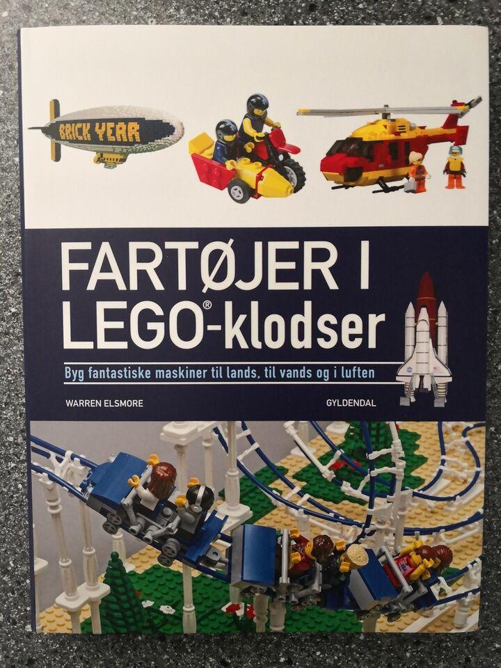 """Lego Exclusives, """"Fartøjer i LEGO-klodser"""""""