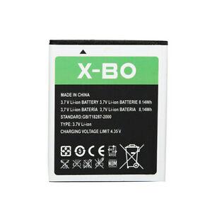 BATTERIA-2200MaH-ORIGINALE-X-BO-per-V3-V3-KB365261A-AL1501050007-RICAMBIO-NUOVA