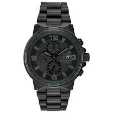 Citizen Eco-Drive CA0295-58E 42 mm Black Case Wristwatch for Men