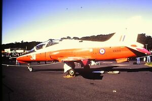 3-647-Bae-Systems-Hawk-T-1-Royal-Air-Force-XX311-Kodachrome-SLIDE