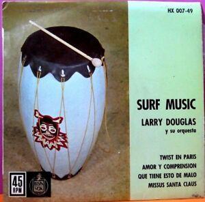 Larry-Douglas-y-su-orquesta-Surf-Music-Single-7-034