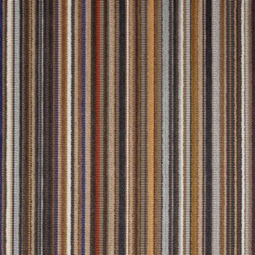 BTY SF1255 Maharam Epingle Stripe Caramel Paul Smith Velvet Fabric Free Ship