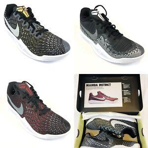 online store c0b10 c8452 Image is loading Nike-Kobe-Mens-Sneakers-Mamba-Instinct-Rage-Basketball-