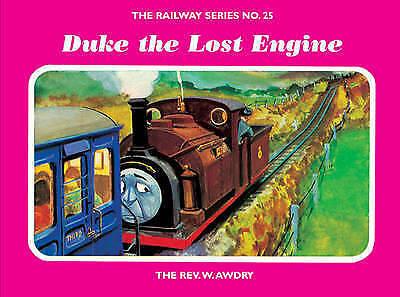 (Good)-Duke the Lost Engine (Railway) (Hardcover)-W. Awdry-1405203552