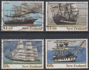 New-Zealand-New-Zealand-Heritage-The-Ships-1990