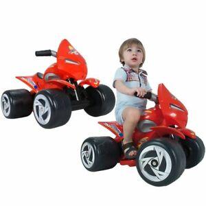 Kinderfahrzeuge INJUSA Elektro Quad Alien Kinderauto Kinderquad Kinderfahrzeug Elektroauto