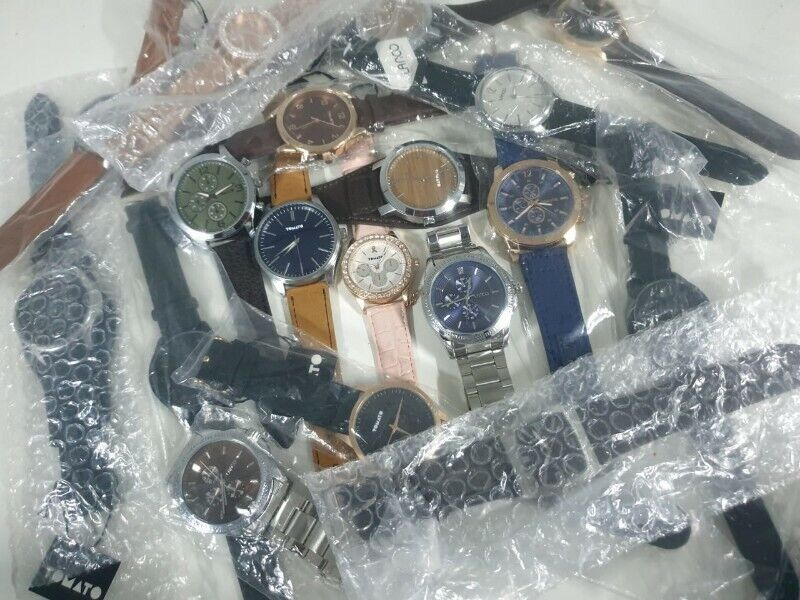 VARIETY OF WATCHES (NEW)