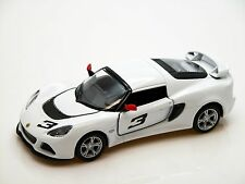 Kinsmart 2012 Lotus Exige S (White) Die Cast Metal 1:32 Collectable Car