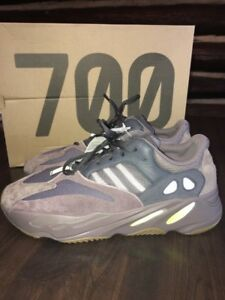 e6e61a13bf5c2 Adidas KANYE WEST Yeezy 700 Boost Mauve Size 14 Fast Shipping Brand ...