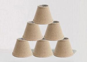 lamp shades see more urbanest linen chandelier mini lamp shades har. Black Bedroom Furniture Sets. Home Design Ideas