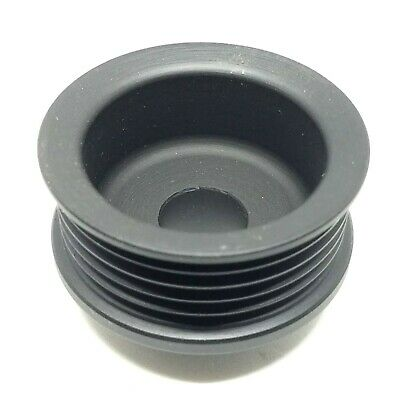 Alternator Pulley 6 Groove Replaces Compatible with Mitsubishi # A630X92870 17mm Bore 49mm OD