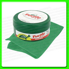 Turtle Wax Polish 250g with Micro Fiber Cloth [FG7607] Hard Shell Shine Paste