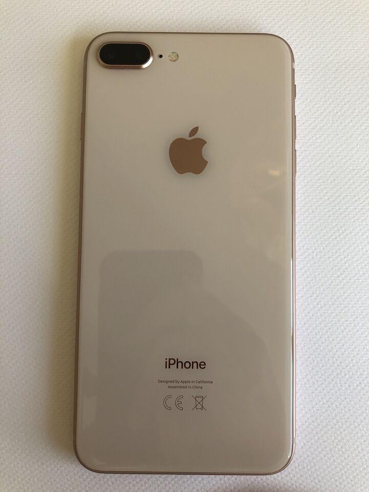 iPhone 8 Plus, 256 GB, pink