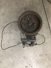 Orig 1967 Mustang Ac Compressor Clutch York Ac