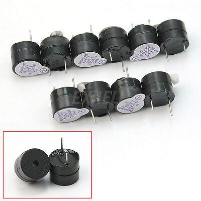 10x Allarmi Separati Magnetici Attivi Continui Altoparlante Cicalino Buzzer 5V