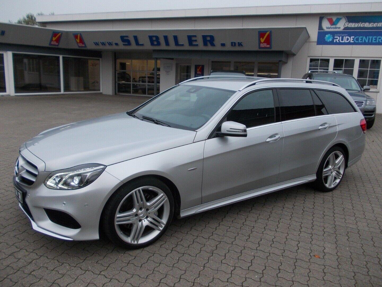 Mercedes E400 3,5 Elegance stc. aut. 4-M 5d - 459.000 kr.