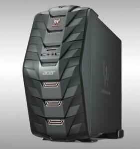 Acer Predator G3-710 i7-7700 16Gb RAM 256GB SSD 2Tb HDD 8Gb Quadro M4000