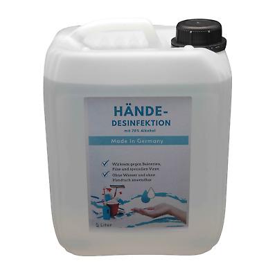 Rezept Who Desinfektionsmittel
