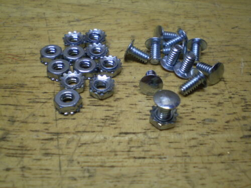 12 Vintage Bicycle Fender Chainguard Bolt On Flat Head Rivets Original Style
