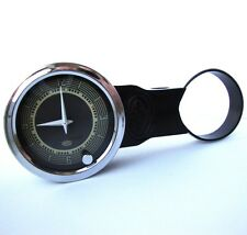 Motometer Gauge Holder VW Bug Ghia Splitscreen Porsche 356 Beetle BLACK AAC051