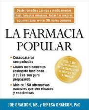 La Farmacia Popular: Desde remedios caseros y medicamentos hasta terap-ExLibrary