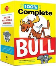 Rocky  Bullwinkle  Friends: The Complete Series (DVD, 2011, 18-Disc Set)