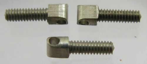 Details about  /Chronograph Lemania 15TL /& 15CHT part stem with a hole  #4619 x1