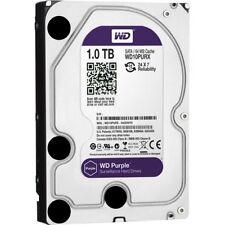 """WD Purple WD10PURX 1TB Surveillance 3.5"""" Internal SATA Hard Drive"""